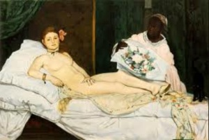 "Manet's ""Olympia"" (1863)"