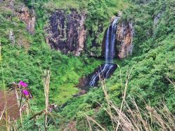 The waterfall of Maji