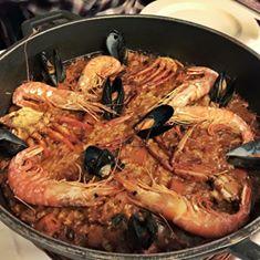 Paella. I love Paella!